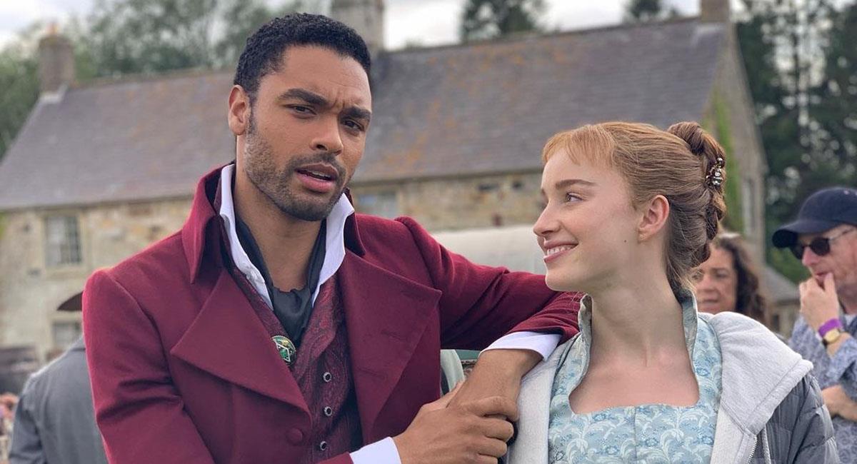 """Bridgerton"": Netflix anuncia que Regé Jean-Page no volverá a la serie. Foto: Instagram @bridgertonnetflix"