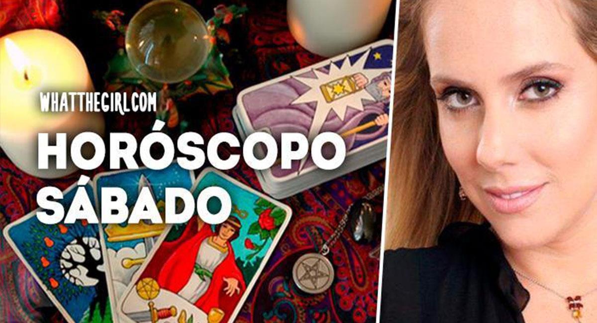 Horóscopo de Josie Diez Canseco para el sábado 03 de abril. Foto: Interlatin