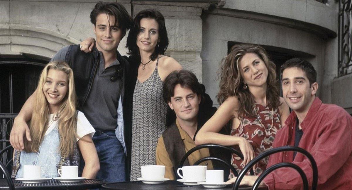 ¿Cuándo se estrena la reunión de Friends?. Foto: Warner Bros.