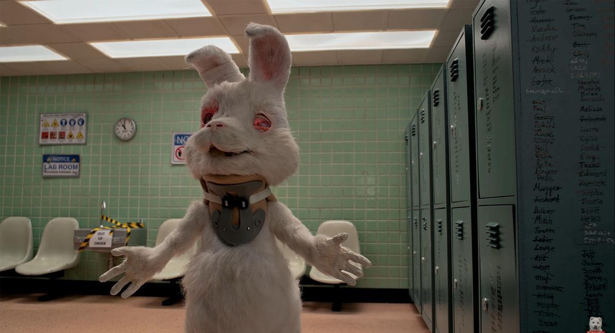 """""""Save Ralph"""": ¿Cómo saber si una marca cosmética no testea en animales?. Foto: Youtube Humane Society International"""