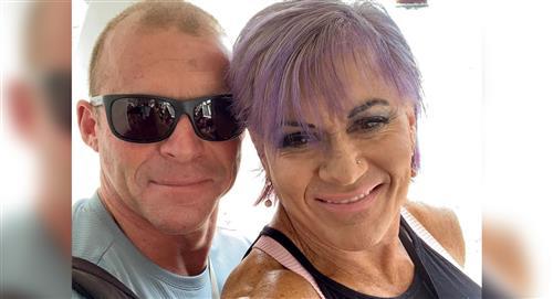 Abuela fitness encuentra novio gracias a su vida en el gimnasio