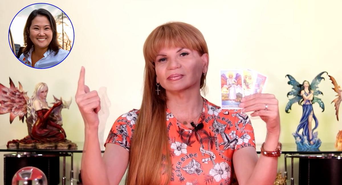 Mhoni Vidente: ¿Quién ganará las elecciones en Perú?. Foto: Youtube CanalOficial Mhonividente