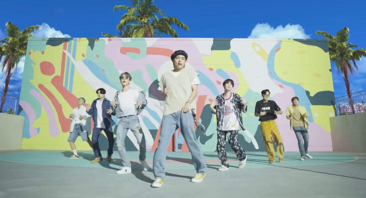 ¿BTS lanzará canción para su menú con McDonald's?. Foto: Youtube BANGTANTV