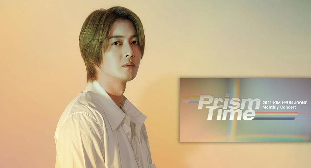 Fechas, entradas y más de los conciertos mensuales de Kim Hyun Joong. Foto: Agencia HENECIA