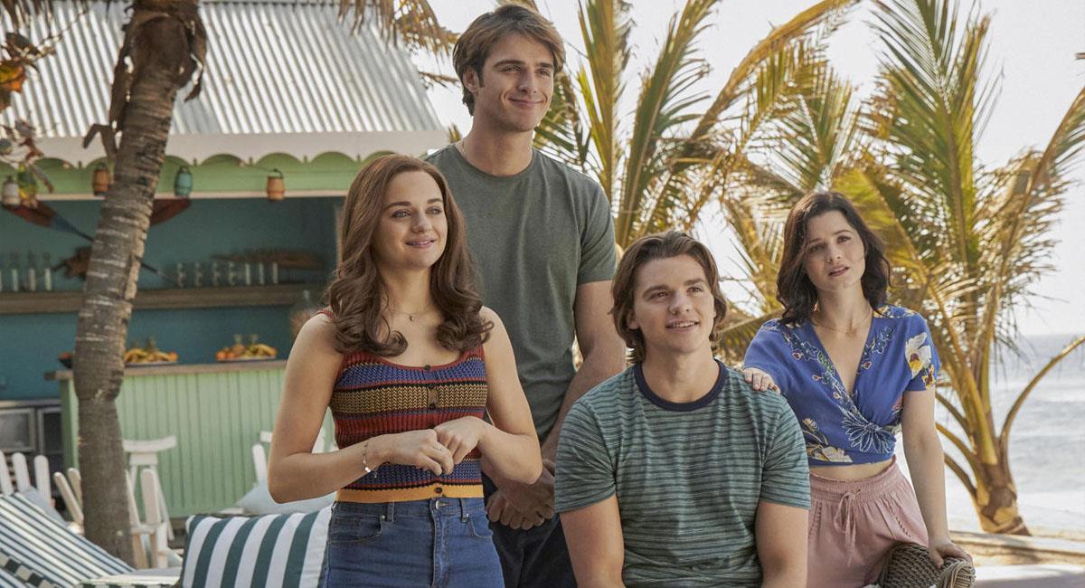 """Netflix: ¿Cuándo se estrena """"El Stand de los besos 3""""?. Foto: Netflix"""