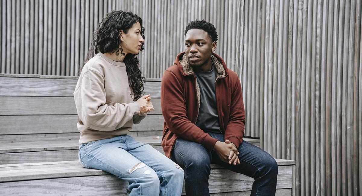 ¿Cómo evitar decirle cosas hirientes a mi pareja?. Foto: Pexels