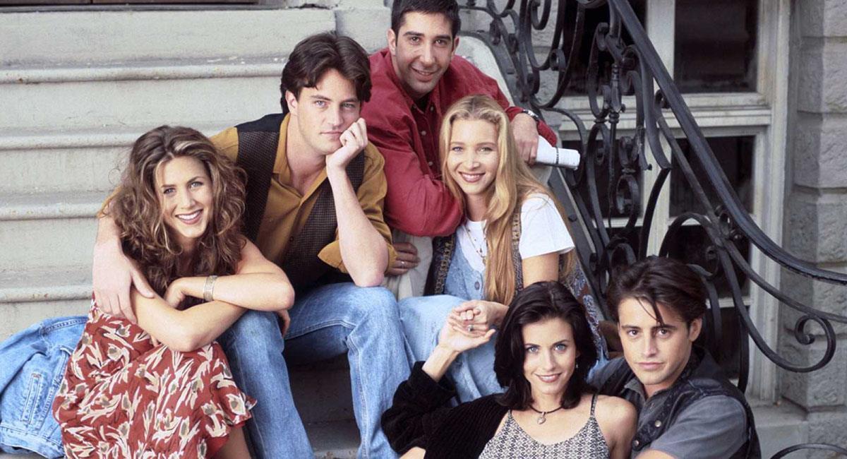¿Cuándo se estrenará la reunión de Friends en Latinoamérica?. Foto: NBC