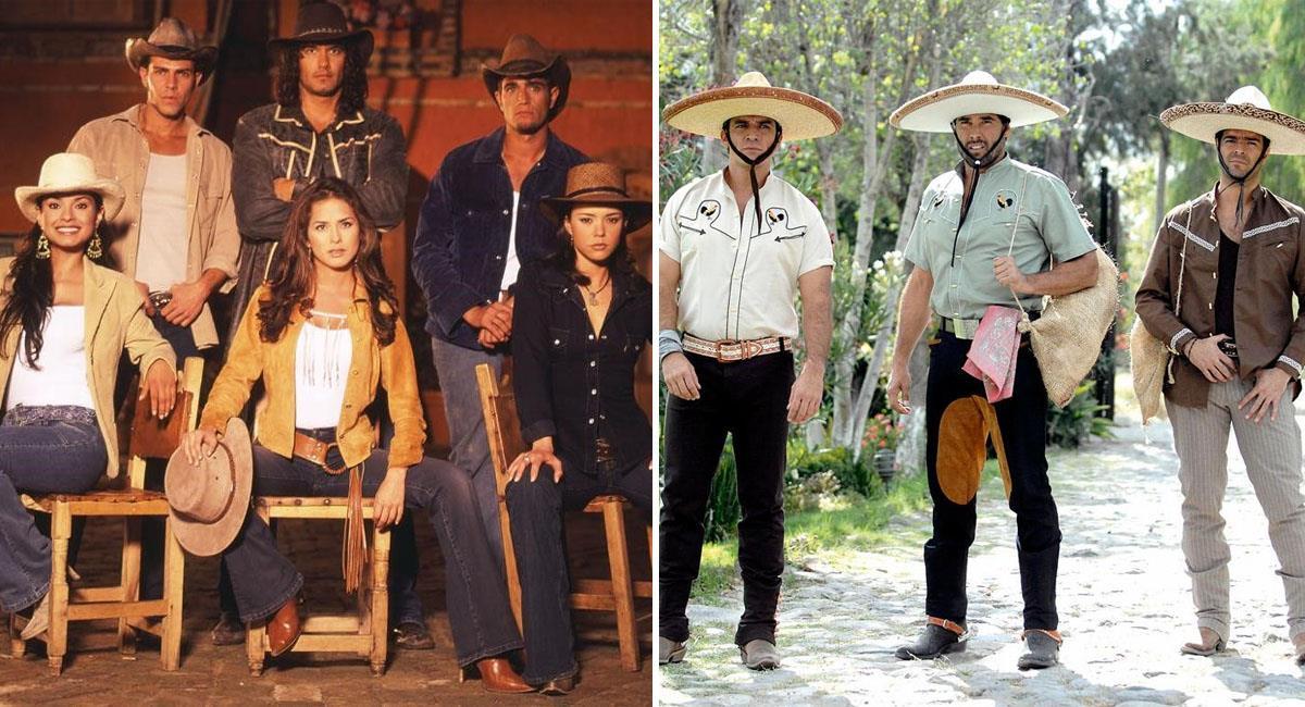 """¿Cuántas adaptaciones tiene """"Pasión de Gavilanes""""?. Foto: Telemundo/Televisa"""
