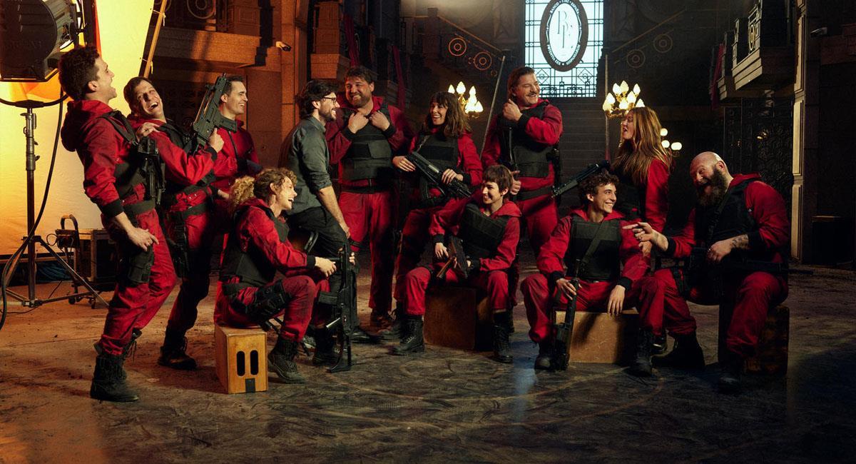"""""""La Casa de Papel 5"""": Fecha de estreno, de que tratará y más. Foto: Netflix"""