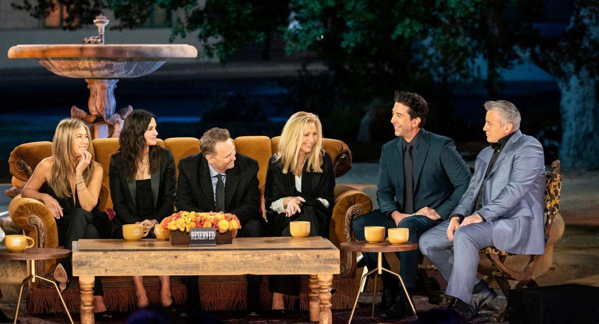 ¿Dónde ver el episodio especial de Friends?. Foto: HBO Max