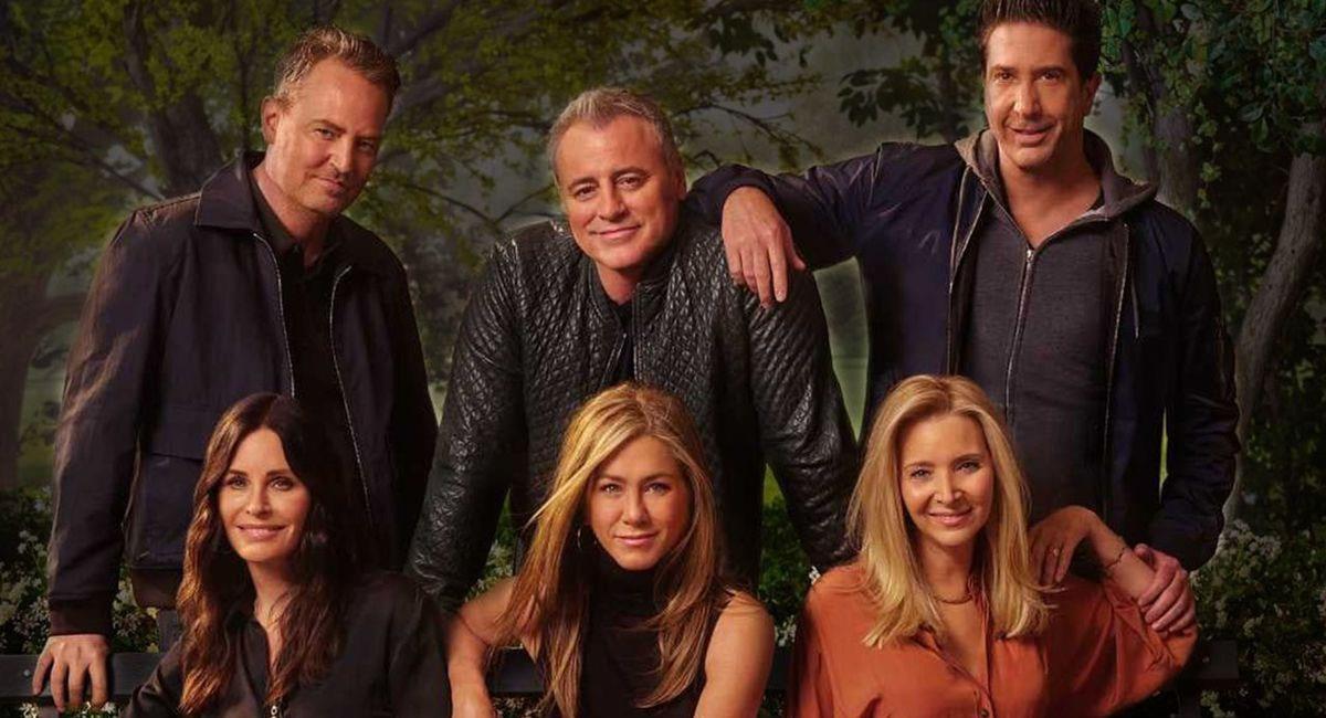 """""""Friends: The Reunion"""": ¿Cuánto dinero ganaron los actores en el reencuentro?. Foto: HBO Max"""