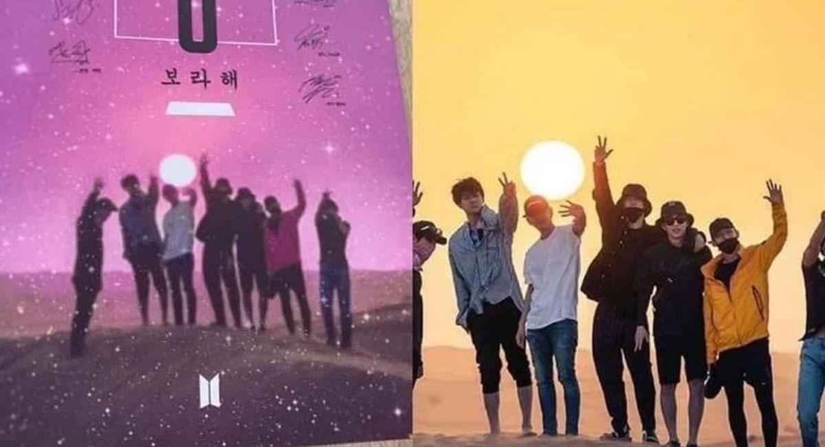 ¿Cuál es la banda que McDonald's confundió con BTS?. Foto: Twitter
