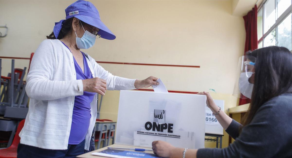 ¿Cómo evitar pagar multa por no votar en la segunda vuelta?. Foto: Andina