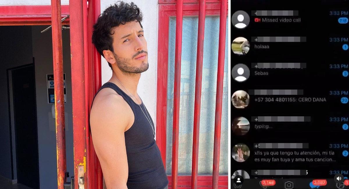 Filtran el número de Sebastián Yatra y fans enloquecen con mensajes. Foto: Instagram @sebastianyatra