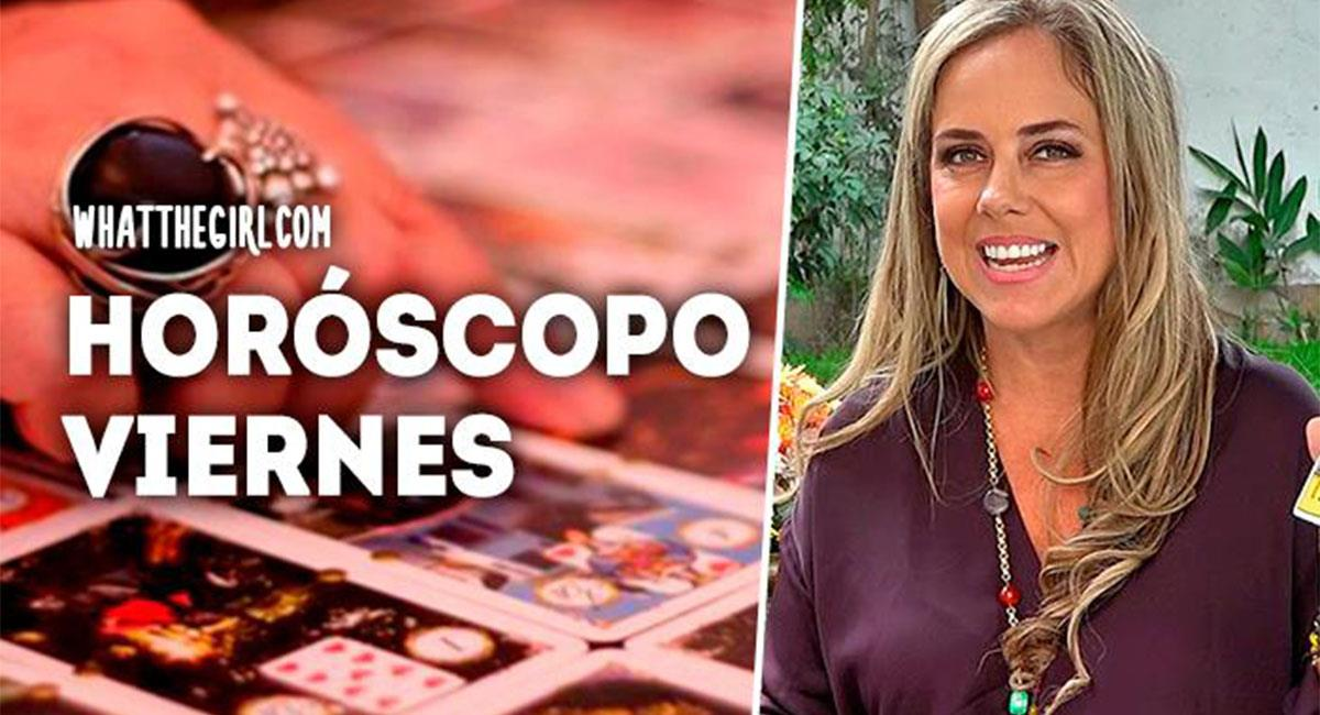 Horóscopo de Josie Diez Canseco para el viernes 01 de octubre. Foto: Interlatin